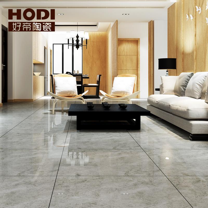好帝 大理石瓷砖 云灰石大理石 欧式客厅地砖800×800 防滑地面砖
