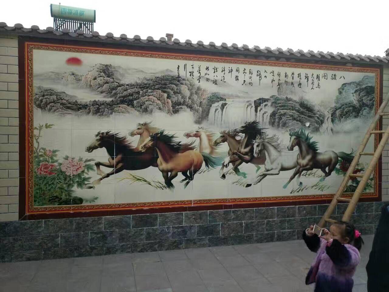 壁画陶瓷招商