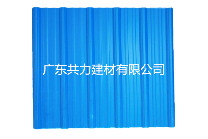 PVC厂房复合瓦 耐腐蚀厂房屋顶瓦 化工厂专用瓦 隔热阻燃 质量保证
