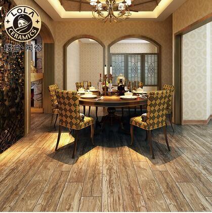 楼兰陶瓷招商 木纹砖代理  瓷砖加盟 客厅,餐厅,卧室  亚马逊原木 200x1200