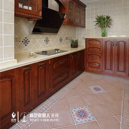 威尼斯商人瓷砖向日葵hz30001-30007