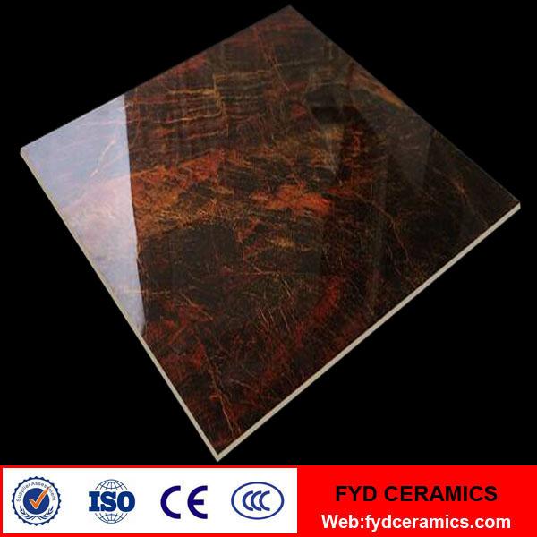 佛山厂家全抛釉 黑金花 紫罗红 优等釉面地板砖 出口工程砖800x800mm