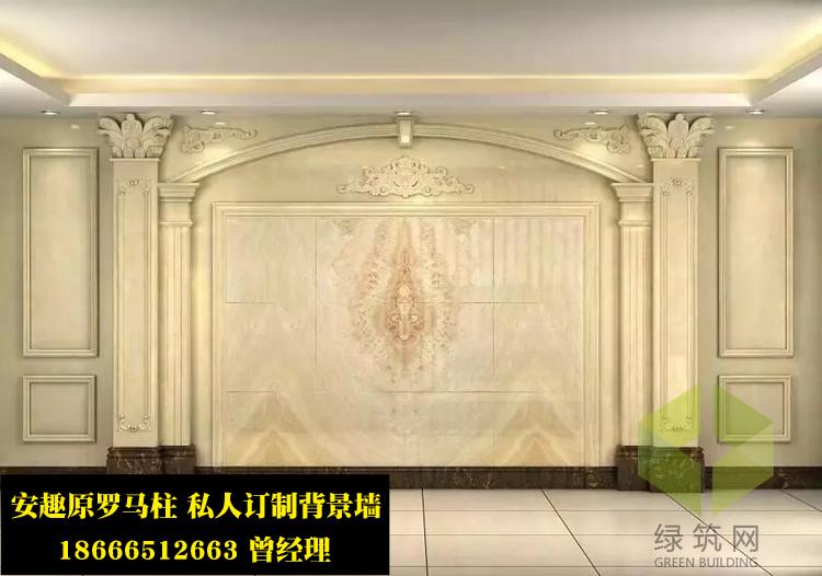 江苏淮安现代彩雕电视墙厂家定制热卖