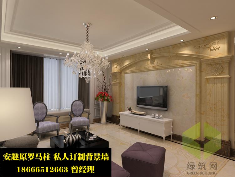广西河池艺术电视背景墙厂家定制热销