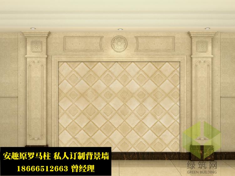 广西贵港岗石中式电视墙厂家定制促销