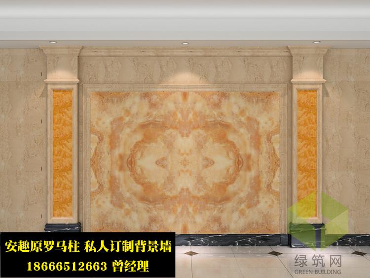江西新余微晶石3D背景墙厂家定制销售