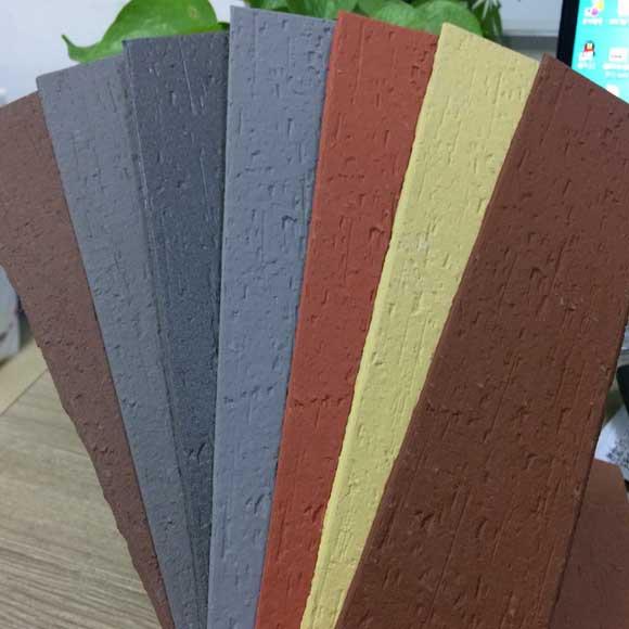 外墙软瓷砖环保装饰材料