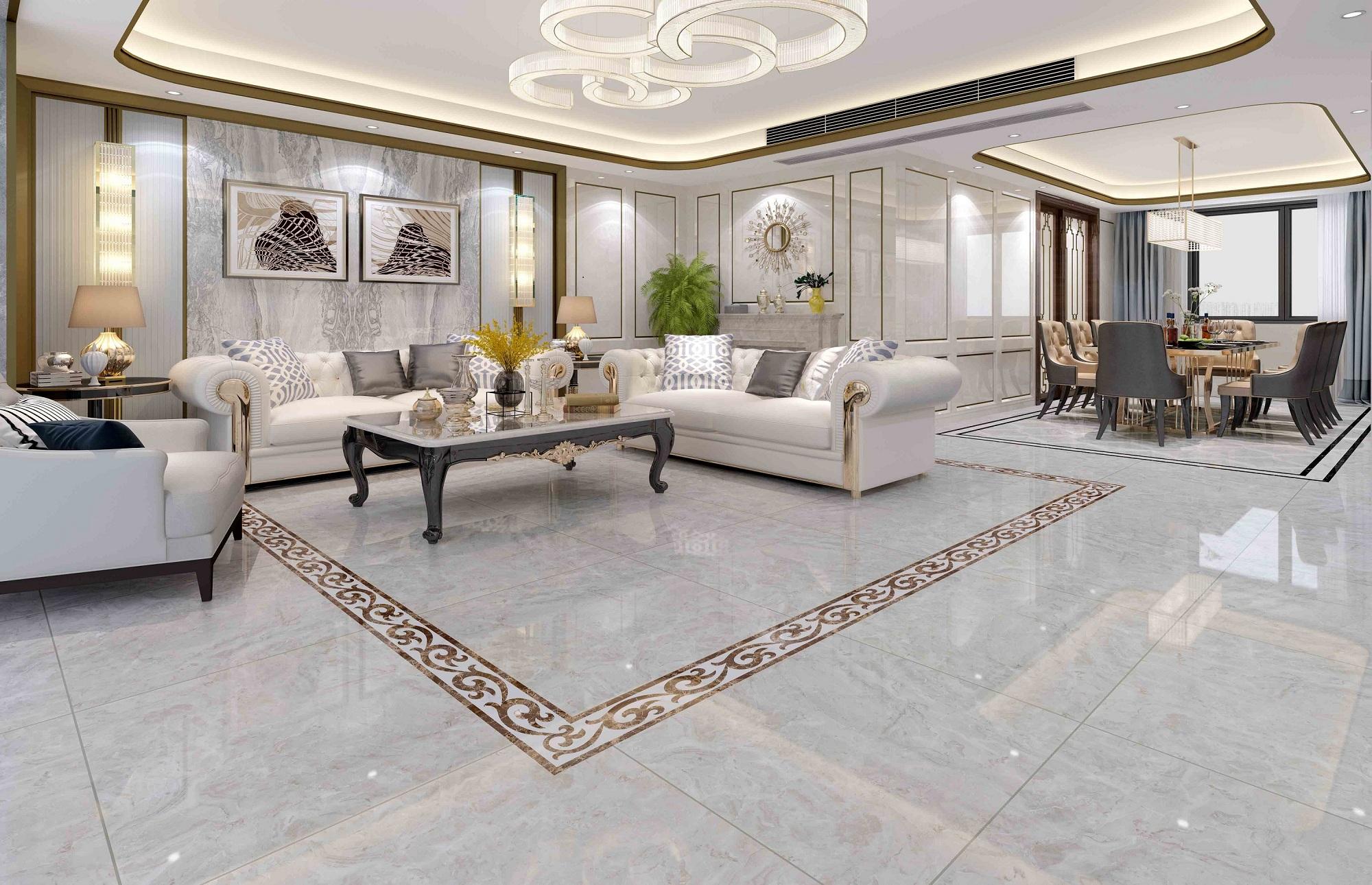 金刚石瓷砖800*800防滑耐磨客厅地砖