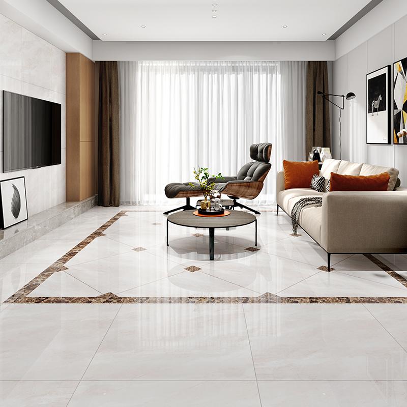 负离子通体大理石瓷砖8F102防滑耐磨地砖