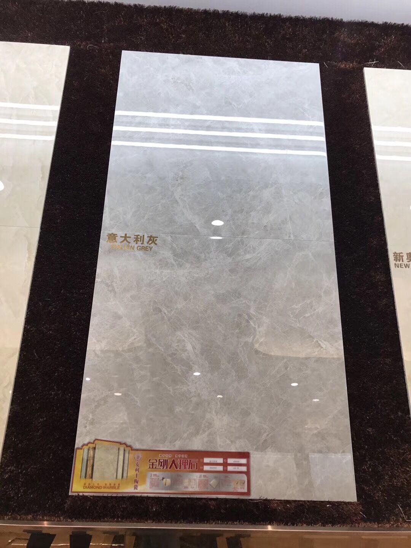 客厅厨卫通用防滑耐磨地板砖金刚大理石佛山直销