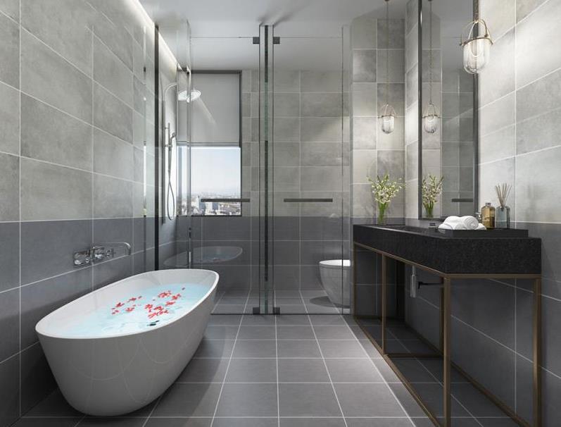 衛生間貼瓷磚工序鋪貼步驟