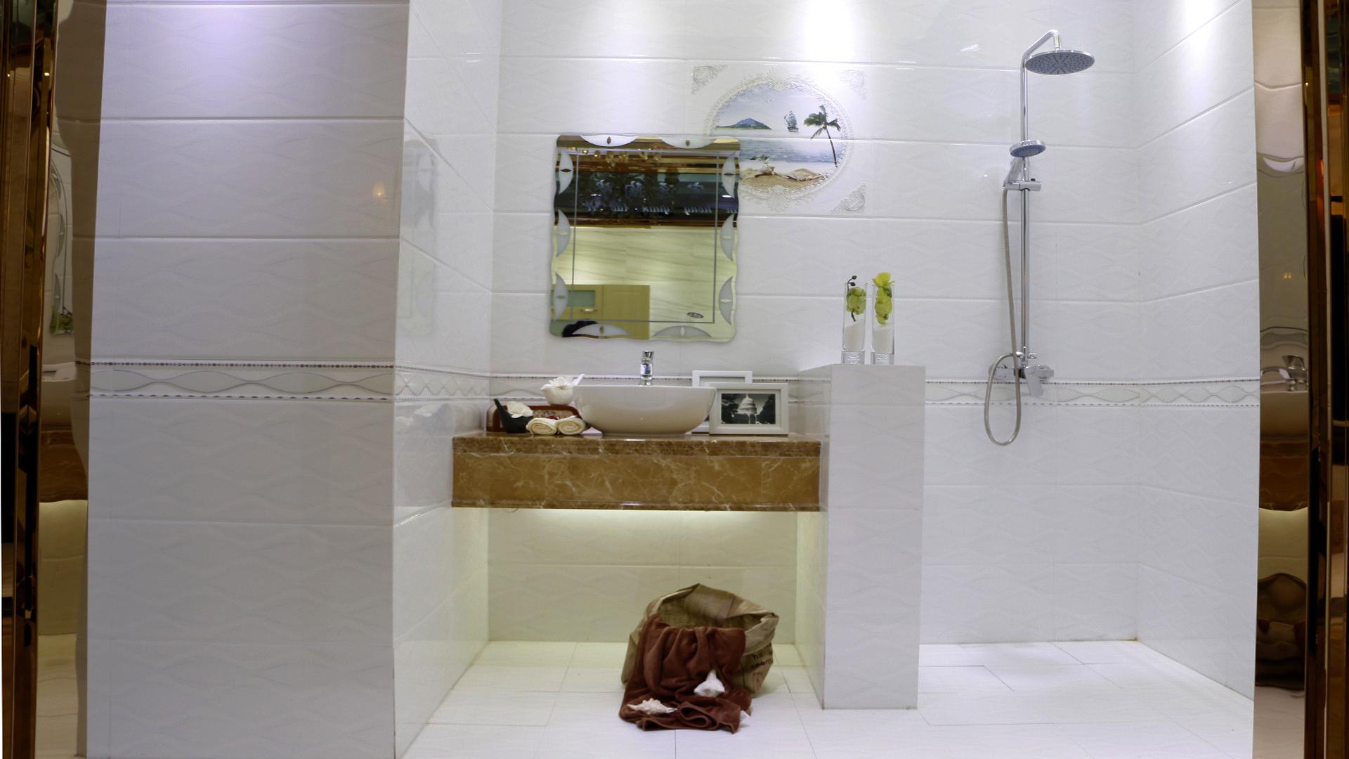 厨房卫生间瓷砖价格_69117 陶瓷 瓷砖 高级5D喷墨 厨房卫生间内墙砖_中国瓷砖陶瓷产品库